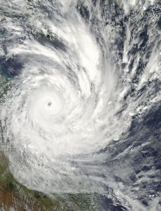 459px-Cyclone_Yasi_2_February_2011_approaching_Queensland nasa image