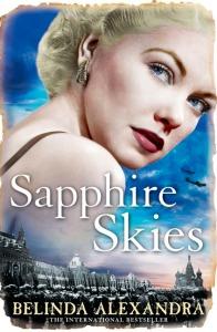 sapphire skies